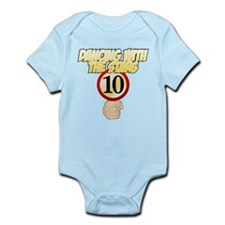 Dancing with the Stars - 10 Infant Bodysuit