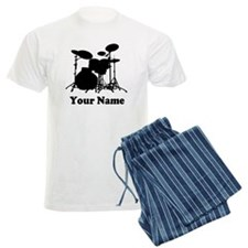 Personalized Drums pajamas