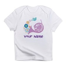 Personalized French Horn Infant T-Shirt