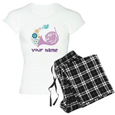 Personalized French Horn Pajamas
