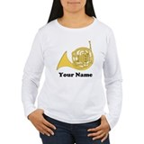 Personalized French Horn T-Shirt