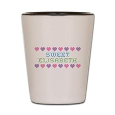 Sweet ELISABETH Shot Glass