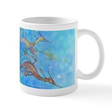 Aquamarine Tides Mug