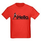 Princess Bride Inigo Montoya Kids T-Shirt