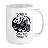 Moto Guzzi California Vintage Coffee Mug