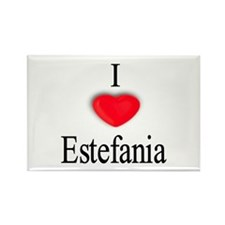 Estefania Rectangle Magnet (10 pack)