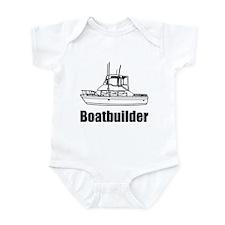 Boatbuilder Infant Bodysuit