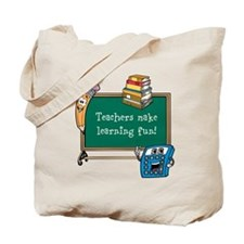 Personalizable Teacher's Tote Bag