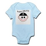 Baby Pirate Infant Creeper