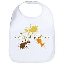 """Flavor Saver"" Bib"