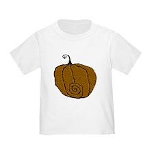 Fuzzy Pumpkin T