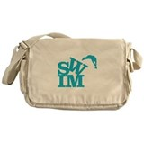 Cute Field sports Messenger Bag