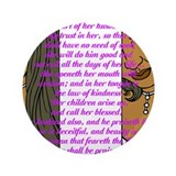 "Proverbs 31 Women 3.5"" Button (100 pack)"