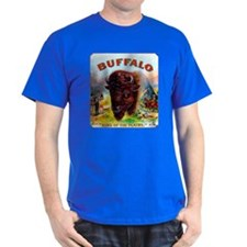 Buffalo Cigar Label T-Shirt