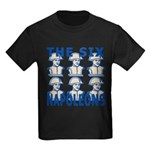Six Napoleons Kids Dark T-Shirt