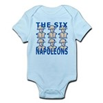 Six Napoleons Infant Bodysuit