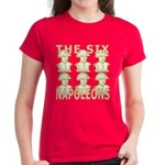 Six Napoleons Women's Dark T-Shirt