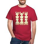 Six Napoleons Dark T-Shirt