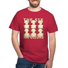 Six Napoleons T-Shirt
