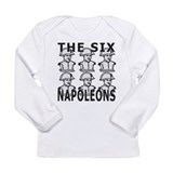 Six Napoleons Long Sleeve Infant T-Shirt