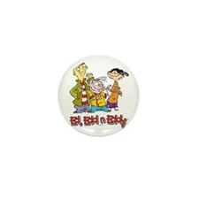 Ed, Edd n Eddy Mini Button