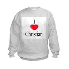 Christian Sweatshirt