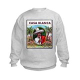 Casa Blanca Cigar Label Sweatshirt