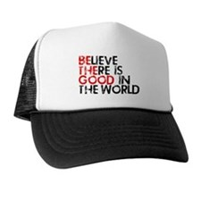 Be The Good In The World Trucker Hat