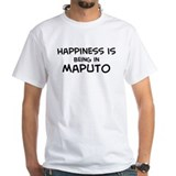 Happiness is Maputo Shirt