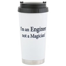 Engineer Ceramic Travel Mug