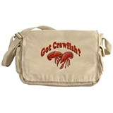 Got Crawfish Messenger Bag