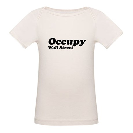 Occupy Wall Street Organic Baby T-Shirt