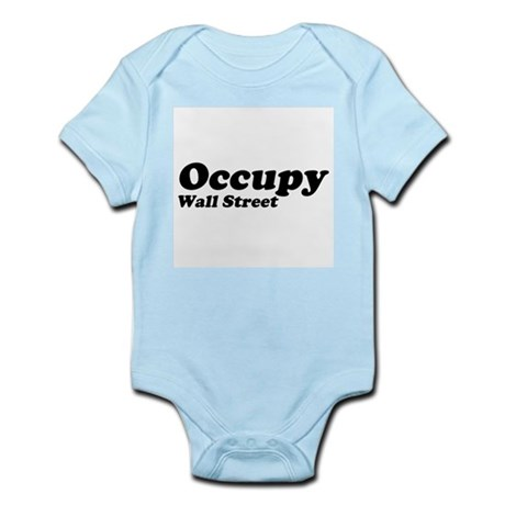 Occupy Wall Street Infant Bodysuit