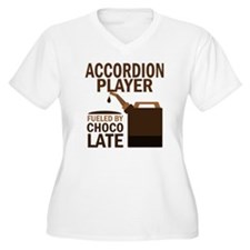 Accordion Player Gift T-Shirt