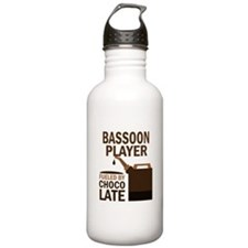 Bassoon Player Gift Water Bottle
