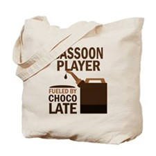 Bassoon Player Gift Tote Bag