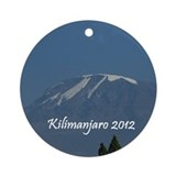 Kilimanjaro 2012 Ornament (Round)