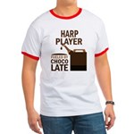 Harp Player Powered By Donuts Ringer T