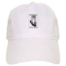 Irish Dancers Kick Butt Baseball Cap