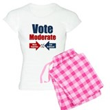 Vote Moderate Pajamas