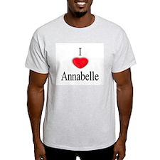 Annabelle Ash Grey T-Shirt