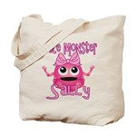Little Monster Sally Tote Bag