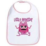 Little Monster Sally Bib