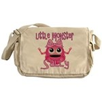 Little Monster Sally Messenger Bag