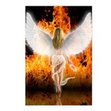 Fallen Angel Postcards (Package of 8)
