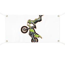Freestyle Motocross Banner