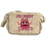 Little Monster Sandra Messenger Bag