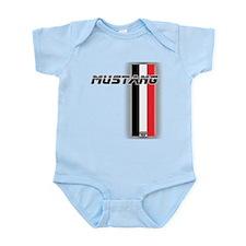 Mustang BWR Infant Bodysuit