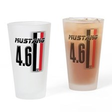 Mustang 4.6 Drinking Glass