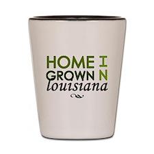 'Louisiana' Shot Glass